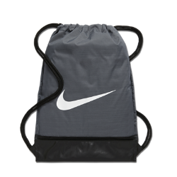 30%OFF!<ナイキ(NIKE)公式ストア>ナイキ ブラジリア トレーニングジムサック BA5338-064 グレー 30日間返品無料 / Nike+メンバー送料無料画像