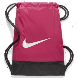 <ナイキ(NIKE)公式ストア>ナイキ ブラジリア トレーニングジムサック BA5338-666 ピンク 30日間返品無料 / Nike+メンバー送料無料画像