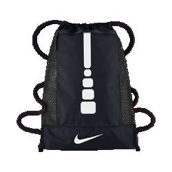 Спортивная сумка Nike Hoops Elite BasketballСпортивная сумка Nike Hoops Elite Basketball с просторным основным отделением и внешним карманом на молнии обеспечивает удобное хранение вещей.<br>