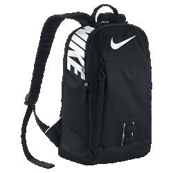 Детский рюкзак Nike Alpha Adapt Rise SolidДетский рюкзак Nike Alpha Adapt Rise Solid с мягкими лямками и влагонепроницаемым покрытием обеспечивает комфорт и удобство хранения на занятиях в школе и отдыхе.  Комфорт на весь день  Мягкие лямки с технологией Max Air и стеганая задняя часть обеспечивают комфорт на протяжении всего дня.  Защита от непогоды  Плотный корпус из полиэстера продлевает срок службы, а прочное водоотталкивающее покрытие предотвращает попадание влаги.  Универсальность  Вместительное основное отделение с отсеками для влажной и сухой экипировки для организованного хранения вещей.<br>