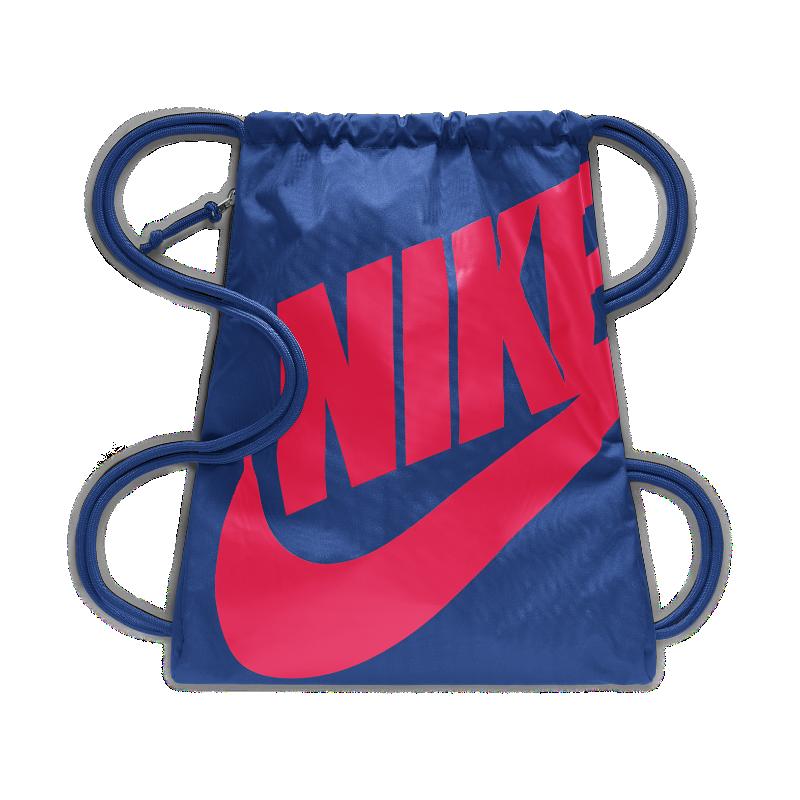 <ナイキ(NIKE)公式ストア>ナイキ スポーツウェア ヘリテージ ジムサック BA5351-438 ブルー