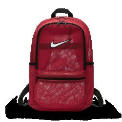 30%OFF!<ナイキ(NIKE)公式ストア>ナイキ ブラジリア メッシュ トレーニングバックパック BA5388-657 レッド 30日間返品無料 / Nike+メンバー送料無料画像