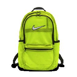 30%OFF!<ナイキ(NIKE)公式ストア>ナイキ ブラジリア メッシュ トレーニングバックパック BA5388-702 イエロー 30日間返品無料 / Nike+メンバー送料無料画像
