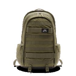 Рюкзак для скейтбординга Nike SB RPMВлагонепроницаемый рюкзак для скейтбординга Nike SB RPM позволяет носить с собой всю необходимую экипировку, включая скейтборд и ноутбук.<br>