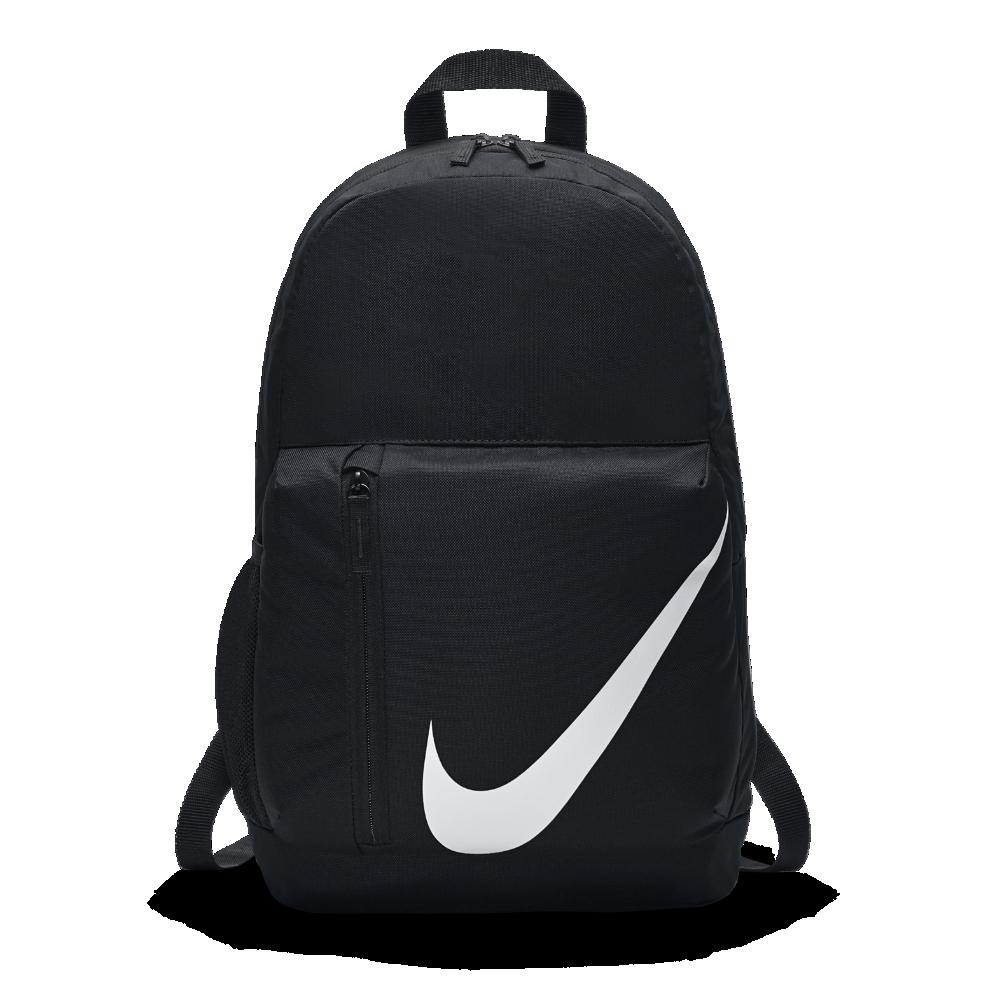 <ナイキ(NIKE)公式ストア> ナイキ エレメンタル キッズバックパック BA5405-010 ブラック ★30日間返品無料 / Nike+メンバー送料無料