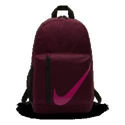 Детский рюкзак Nike ElementalДетский рюкзак Nike Elemental с мягкими регулируемыми лямками и несколькими отделениями для удобной и организованной переноски вещей.<br>