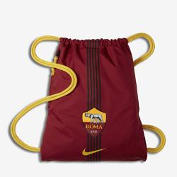 Футбольный мешок на завязках A.S. Roma StadiumФутбольный мешок на завязках A.S. Roma Stadium с легкой минималистичной конструкцией и фирменными деталями позволяет иметь под рукой всю нужную экипировку.<br>