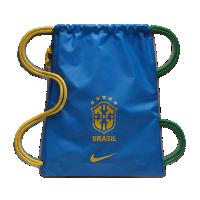 <ナイキ(NIKE)公式ストア>ブラジル CBF スタジアム サッカージムサック BA5462-453 ブルー画像