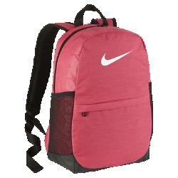 Детский рюкзак Nike BrasiliaДетский рюкзак Nike Brasilia с вместительным основным отделением и мягкими лямками позволяет с комфортом переносить всю необходимую экипировку.<br>