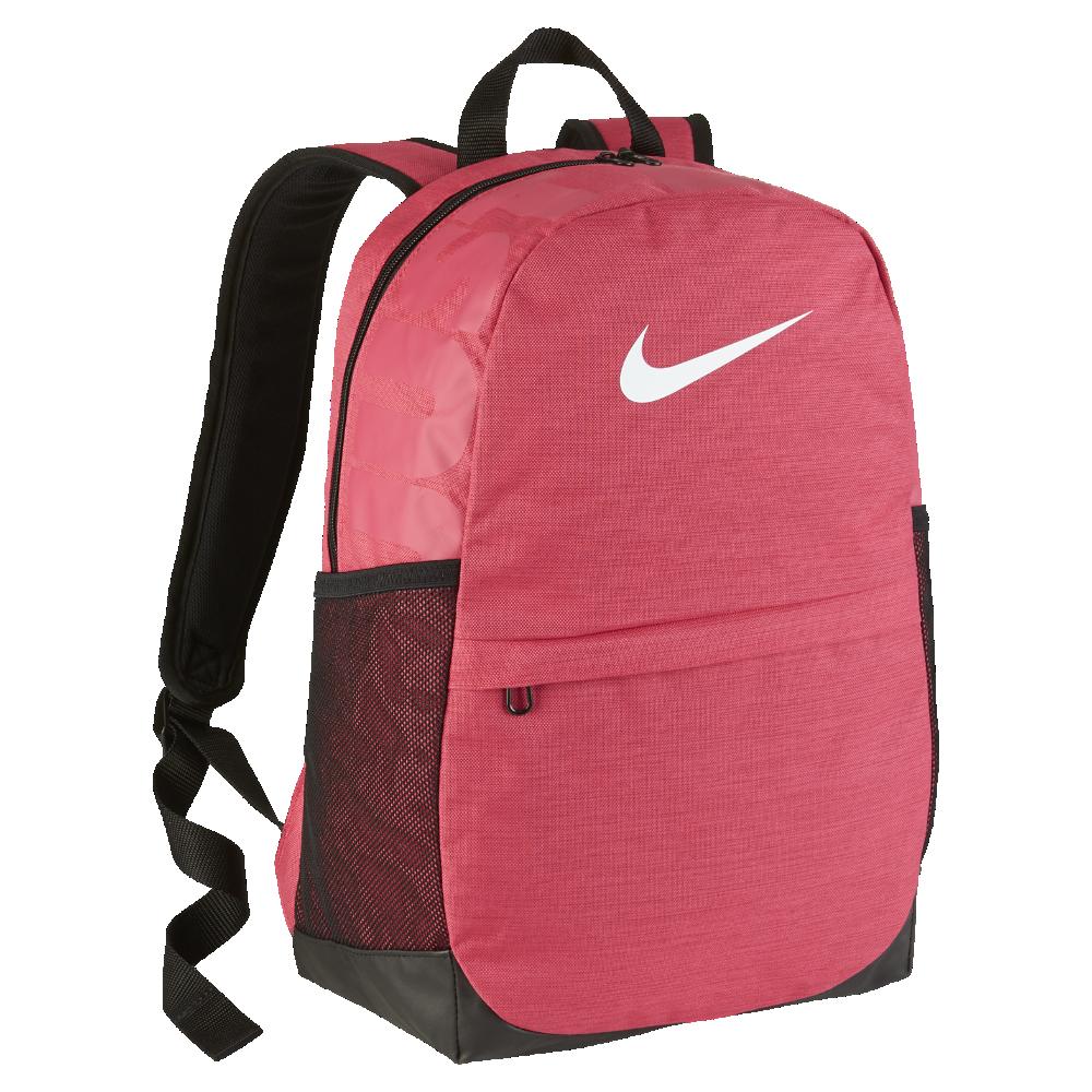 <ナイキ(NIKE)公式ストア> ナイキ ブラジリア キッズバックパック BA5473-666 ピンク ★30日間返品無料 / Nike+メンバー送料無料