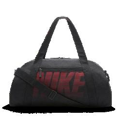 Сумка-дафл для тренинга Nike Gym ClubСумка-дафл для тренинга Nike Gym Club из прочной водоотталкивающей ткани с просторным основным отделением на двойной молнии надежно защищает содержимое.<br>