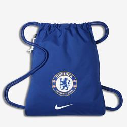 Футбольный мешок на завязках Chelsea FC StadiumФутбольный мешок на завязках Chelsea FC Stadium с легкой минималистичной конструкцией с фирменными деталями позволяет иметь под рукой всю нужную экипировку.<br>