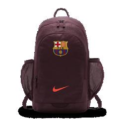 Футбольный рюкзак FC Barcelona StadiumФутбольный рюкзак FC Barcelona Stadium с мягкими регулируемыми лямками и несколькими отделениями для удобного хранения и переноски вещей.<br>