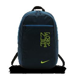 Детский футбольный рюкзак Nike NeymarДетский футбольный рюкзак Nike Neymar с вместительным основным отделением и карманом для бутс позволяет надежно и организованно хранить экипировку.<br>
