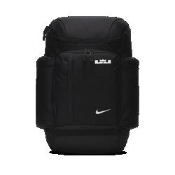 <ナイキ(NIKE)公式ストア>レブロン メンズバックパック BA5563-010 ブラック 30日間返品無料 / Nike+メンバー送料無料画像
