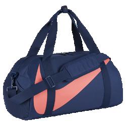Детская сумка-дафл Nike Gym ClubДетская сумка-дафл Nike Gym Club с вместительным отделением и несколькими вариантами переноски позволяет брать с собой все необходимое в школу, на тренировку или на игру.<br>