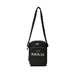 <ナイキ(NIKE)公式ストア>ナイキ エア マックス スモール アイテム バッグ BA5776-013 ブラック画像