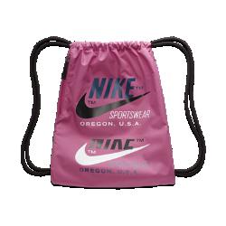 最新2020年2月新着!<ナイキ(NIKE)公式ストア>ナイキ ヘリテージ 2.0 グラフィック ジムサック BA5903-691 ピンク画像