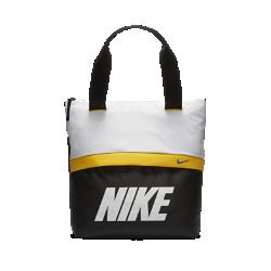 <ナイキ(NIKE)公式ストア>ナイキ ラディエイト ウィメンズ トレーニング グラフィック トートバッグ BA6015-056 グレー画像