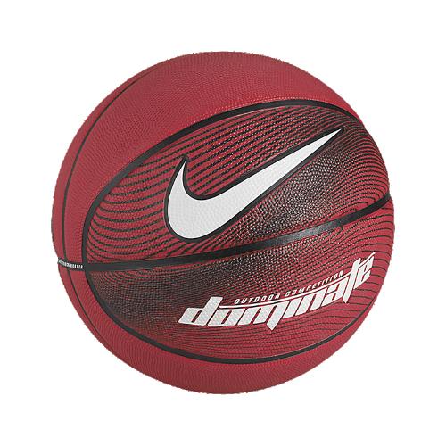 <ナイキ(NIKE)公式ストア>ナイキ ドミネート アウトドア (サイズ5) キッズバスケットボール BB0359-658 レッド