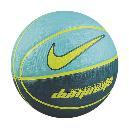 <ナイキ(NIKE)公式ストア>ナイキ ドミネート (サイズ6) ウィメンズバスケットボール BB0360-406 グリーン