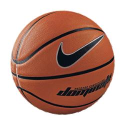 Баскетбольный мяч для мужчин Nike Dominate (размер 7)Баскетбольный мяч для мужчин Nike Dominate (размер 7), созданный специально для игры на улице, удобен для хвата, удержания и контроля благодаря прочному покрытию с глубокими бороздками.<br>