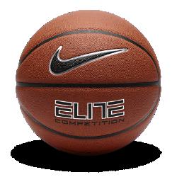 Баскетбольный мяч для женщин Nike Elite Competition 8-Panel (размер 6)Баскетбольный мяч для женщин Nike Elite Competition 8-Panel (размер 6) создан на основе мячей для игры на улице и долго сохраняет форму, обеспечивая удобный и надежный захват.<br>
