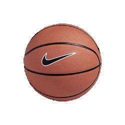Мяч для мини-баскетбола Nike Swoosh (размер 3)Мяч для мини-баскетбола Nike Swoosh из прочной резины подходит игрокам любого возраста для оттачивания навыков игры на улице.<br>