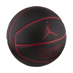 <ナイキ(NIKE)公式ストア>ジョーダン ハイパーグリップ 4P バスケットボール BB0622-075 ブラック画像