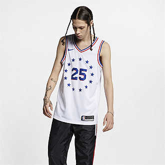 f4c147549 Ben Simmons Earned City Edition Swingman (Philadelphia 76ers). Men s Nike  NBA Connected Jersey.  110. 2 Players Available