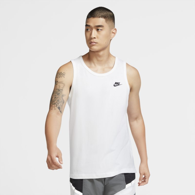 Nike Sportswear Tanktop voor heren - Wit