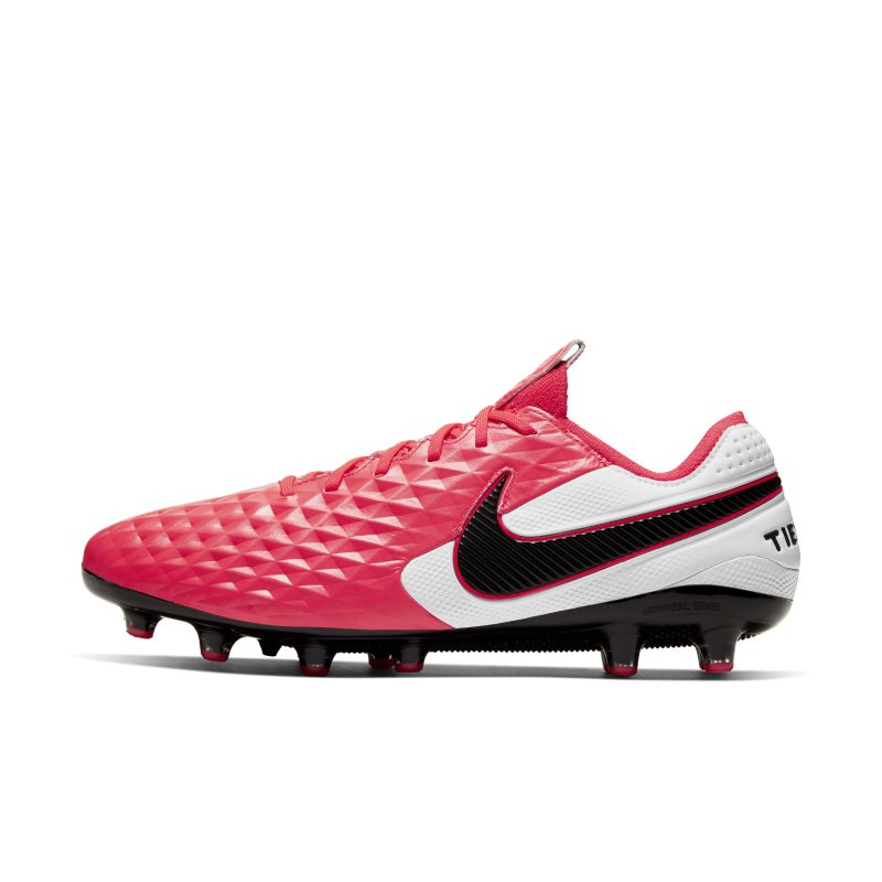 Nike Nike Tiempo Legend 8 Elite AG-PRO Artificial-Grass Football Boot - Red