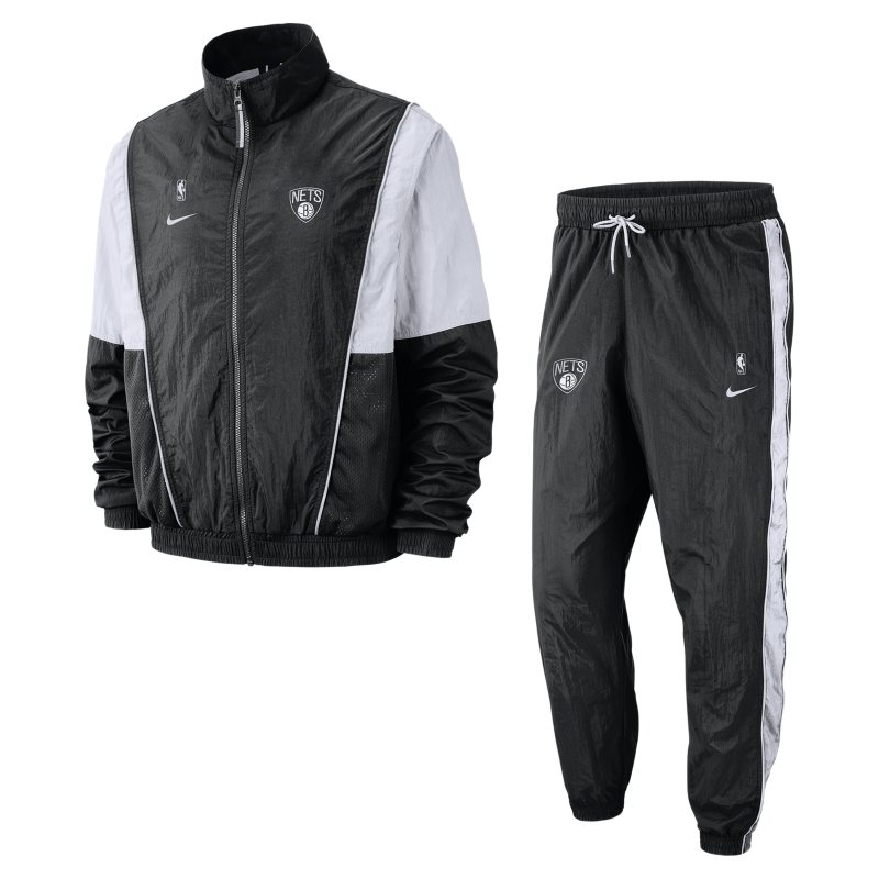 Brooklyn Nets Nike NBA Erkek Eşofmanı  BQ3136-010 -  Siyah M Beden Ürün Resmi