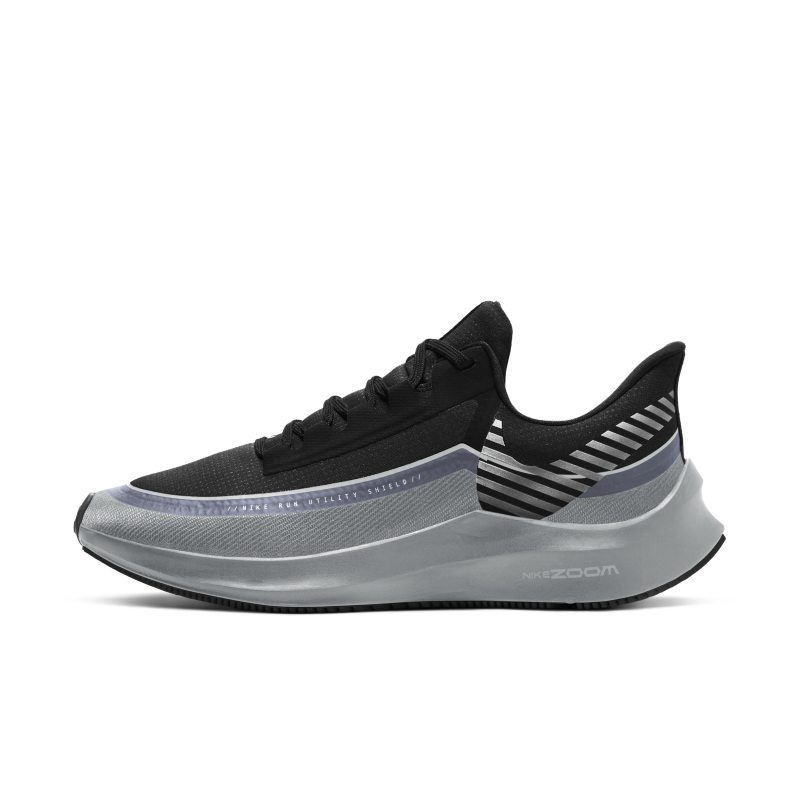 Nike Air Zoom Winflo 6 Shield Zapatillas de running - Mujer - Negro
