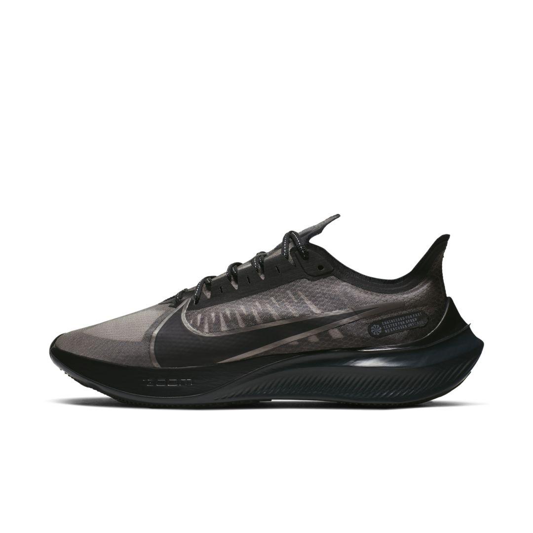Nike Zoom Gravity Men's Running Shoe Size 14 (Black/Metallic ...