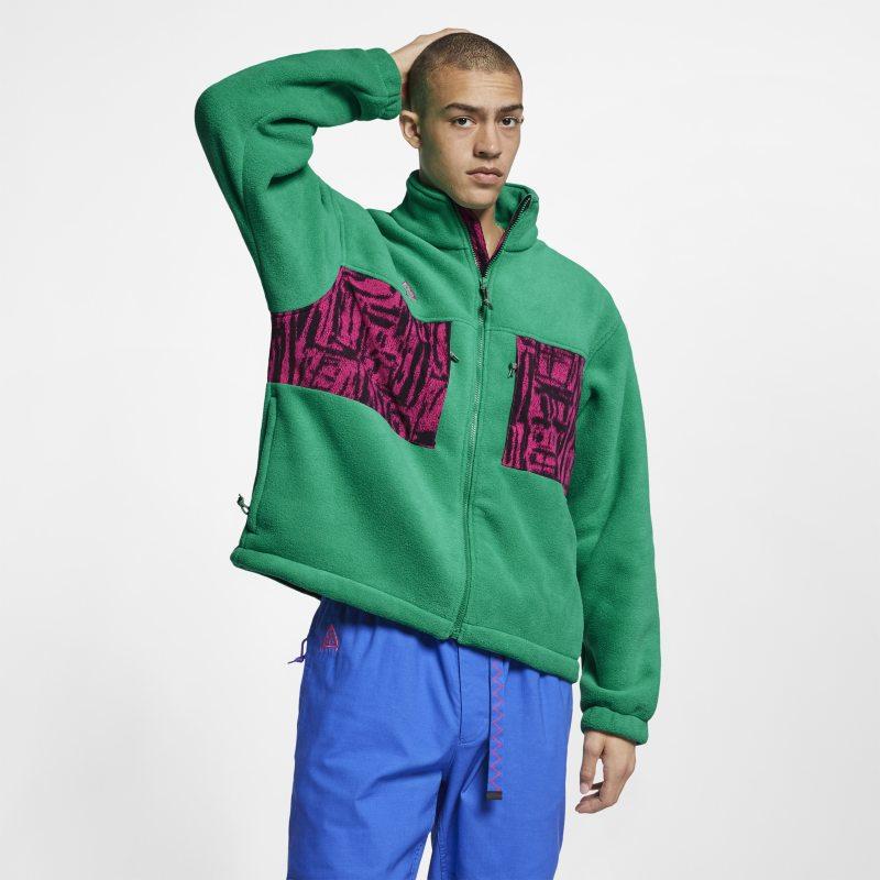 Nike ACG Fleece Jacket - Green