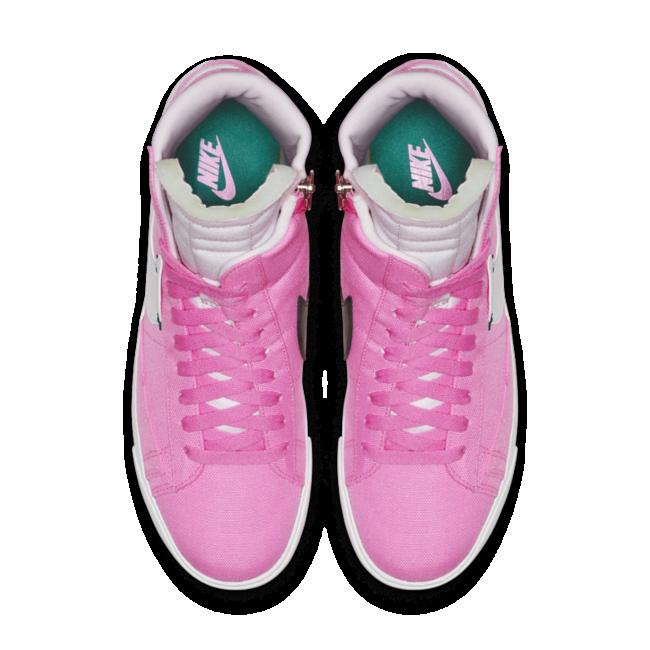 Nike Blazer damessneaker roze