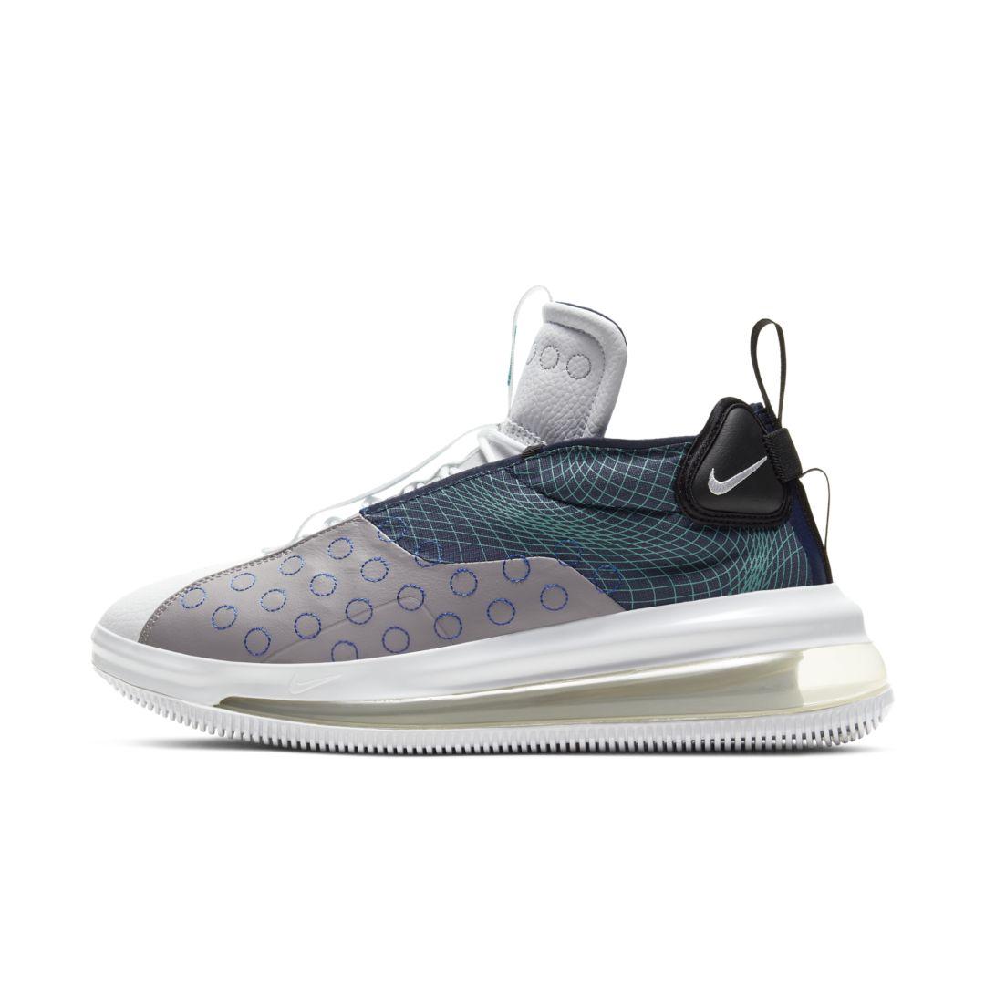 Nike Air Max 720 Waves Men's Shoe Size 13 (Blue/Black ...