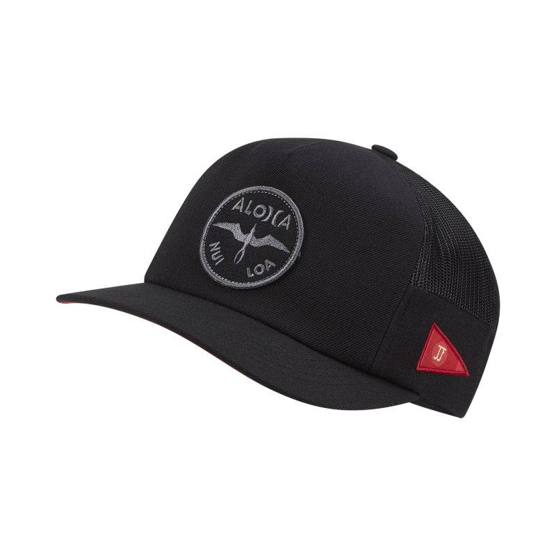 Hurley JJF AlohaŞapka  BQ4440-011 -  Siyah TEK BOY Beden Ürün Resmi