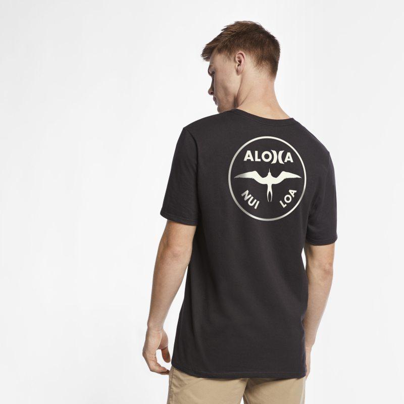 Hurley Premium JJF Aloha Erkek Tişörtü  BQ4441-010 -  Siyah L Beden Ürün Resmi