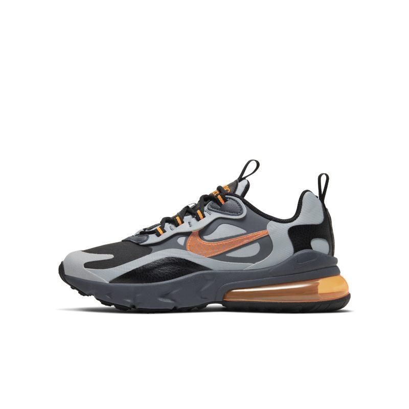 Nike Air Max 270 React Winter Schuh für ältere Kinder Schwarz