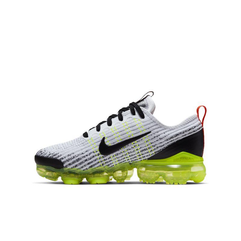 Sneaker Nike Nike Air VaporMax Flyknit 3 Zapatillas - Niño/a - Blanco