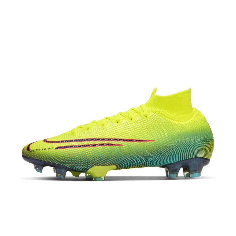 Nike Nike Mercurial Superfly 7 Elite MDS FG Firm-Ground Football Boot - Yellow