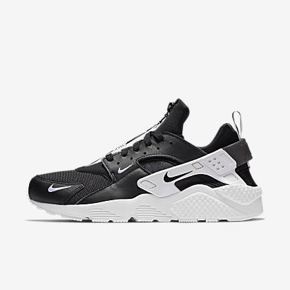 low cost 404ee e5f38 Nike Air Huarache Run Premium Zip