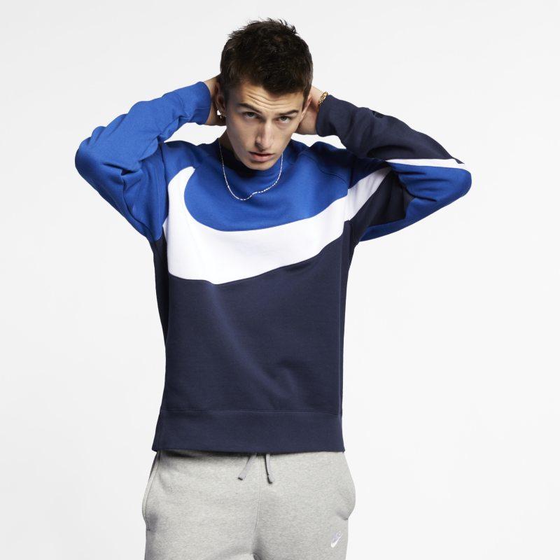 Nike Sportswear Erkek CrewÜst  BQ6461-451 -  Mavi S Beden Ürün Resmi
