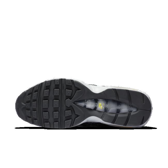 Nike Air Max 95 herensneaker print en zwart