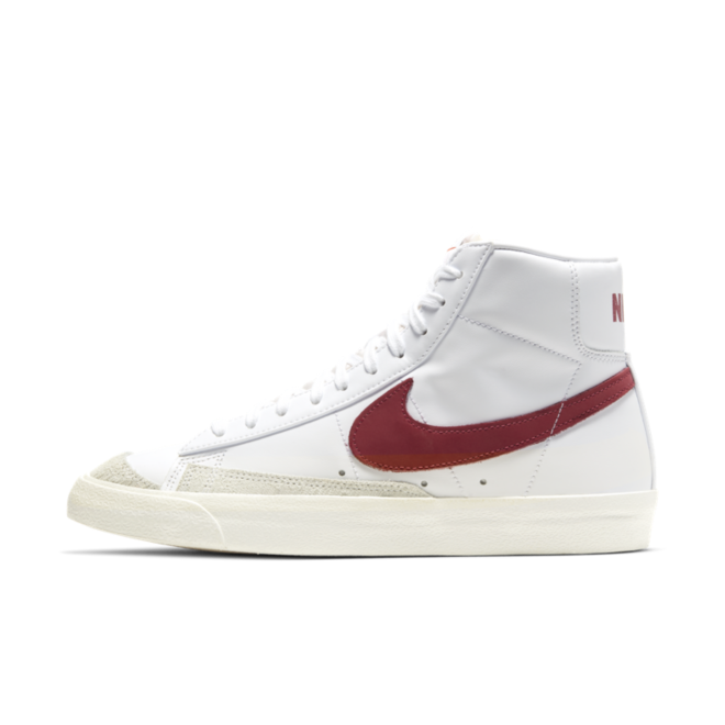 Brick red Nike
