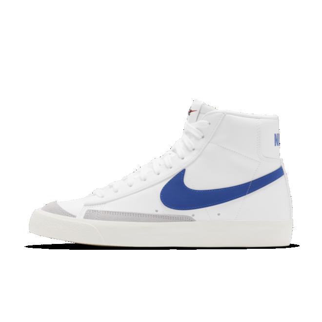 Nike Blazer Vintage Blue voor Jeans