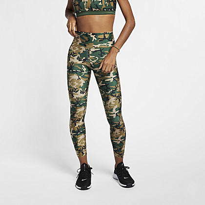 8be653053fd Nike One Women s Floral Tights. Nike.com LU