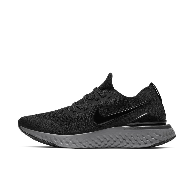 Nike Epic React Flyknit 2 Zapatillas de running - Mujer - Negro